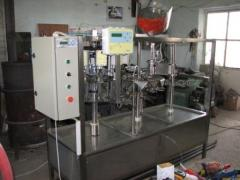 Кароселна машина за безалкохолно