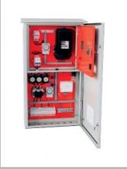 Distribution boards for transformer stations /RT/