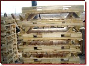 Дървени опаковки