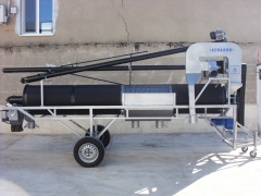 Grain-cleaning machines