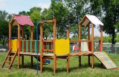 Оборудване на детски площадки