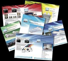 Leaflets, bills, posters