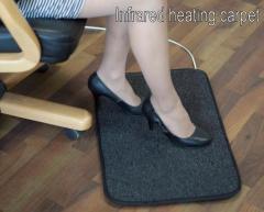 Инфрачервено отоплително килимче