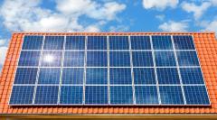 Покривни фотоволтаични системи