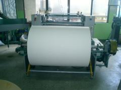 Машини и оборудване  за хартиени ролки