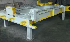 Метална конструкция (рама)