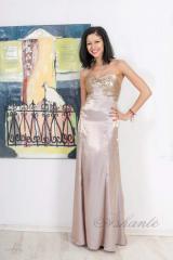 "Бална рокля ""Ашанте"" - модел 2"