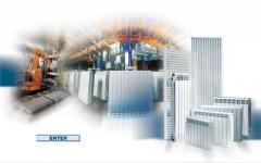 Алуминиеви радиатори - Моделите Elegance, Focus,
