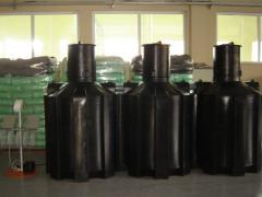 Полиетиленови вертикални резервоари №1
