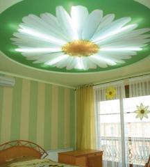 Illuminated ceilings