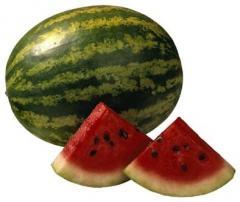 Дини, плодове, в пресно състояние
