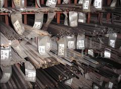 Метални пръти