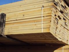 Lumber massive