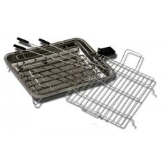 Contact grill for radiant baking, model EM 360