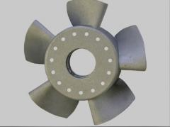Casting from aluminium alloys (moulding)