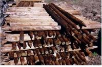 Дървен материал импрегниран
