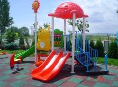 Оборудване за детски площадки