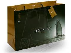 Луксозни хартиени торби