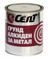 Алкиден грунд за метал