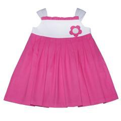 Бебешка рокля с висока талия