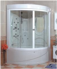 Хидромасажна душ кабина MYUS-140x140x230см