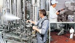 Индустриални почистваща техника