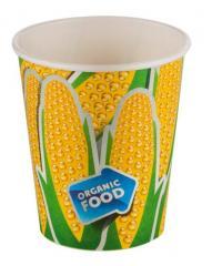 Картонени чаши за царевица 240 мл.