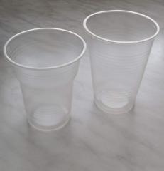 Пластмасови Чаши за еднократна употреба 200 мл