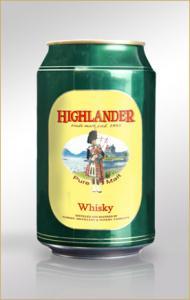 Уиски в кен Highlander
