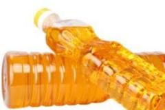 Олио слънчогледово бутилирано