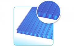 Polycarbonate flat sheets