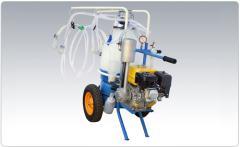 Milking machine's pulsator