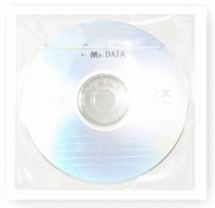 Прозрачен калъф за дискове /CD/