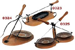 Mangals for shashlik