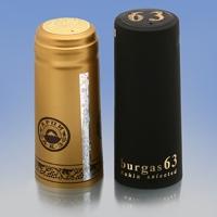 Термосвиваеми PVC капсули за високоалкохолни
