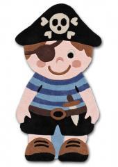 Килим за детска стая Пират момче