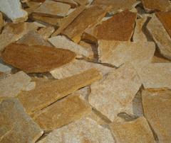 Естествени камъни