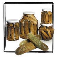 Стерилизирани краставички