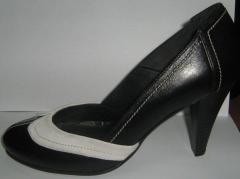 Обувки дамски