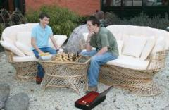 Furniture for gardens and parks