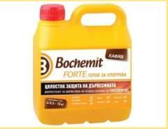 Antiseptics for wood (biocides)