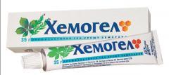 ХЕМОГЕЛ  гел срещу хемороиди