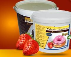 Confectionery raw materials