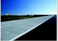 Специализиран грунд за хоризонтална пътна маркировка