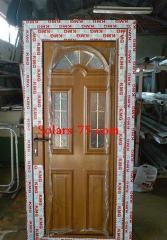 Двойни входни врати