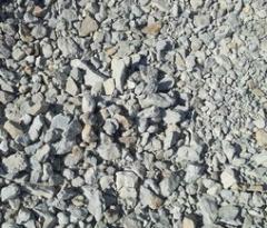 Crushed stone