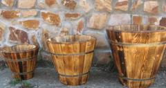 Street vases