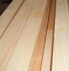 Laminated board beams