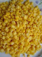 Замразена царевица