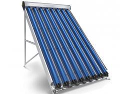 Вакуумно-тръбен слънчев колектор 8 тръби